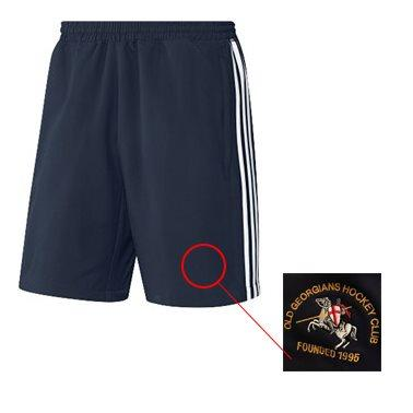 Senior Playing Shorts