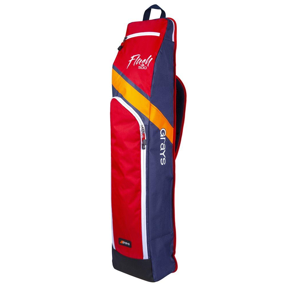 Grays Flash 500 Stick Bag 2020 Red Navy