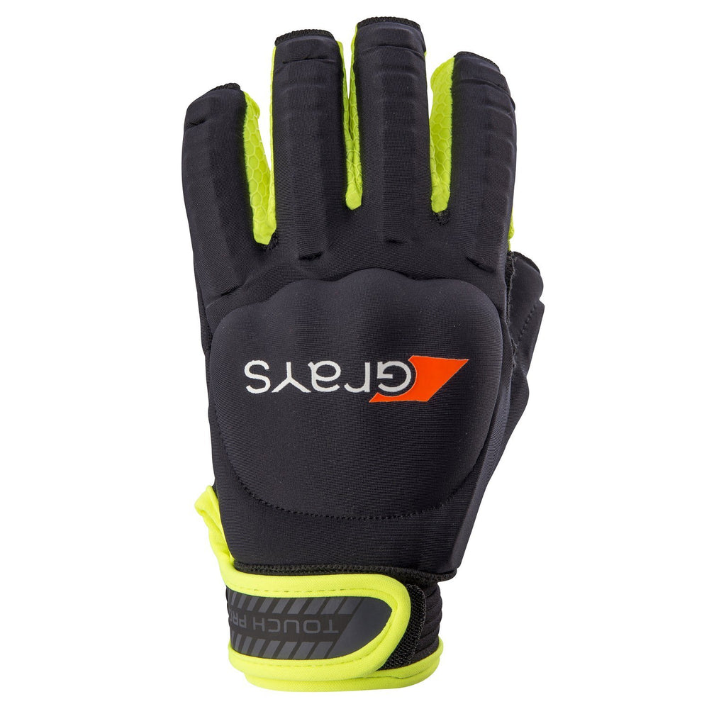 Touch PRO Black/Fluo Yellow Right Hand