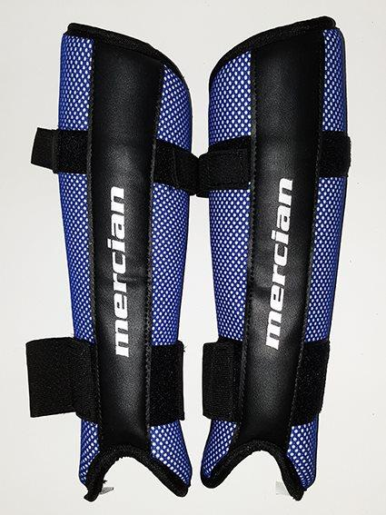 Blue Anatomica Shinguards CLEARANCE