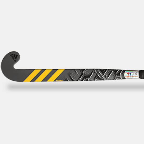 Adidas AX24 Compo 2 2019 Black Grey Yellow Face