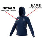MKHC Womens Adidas Navy Hooded top