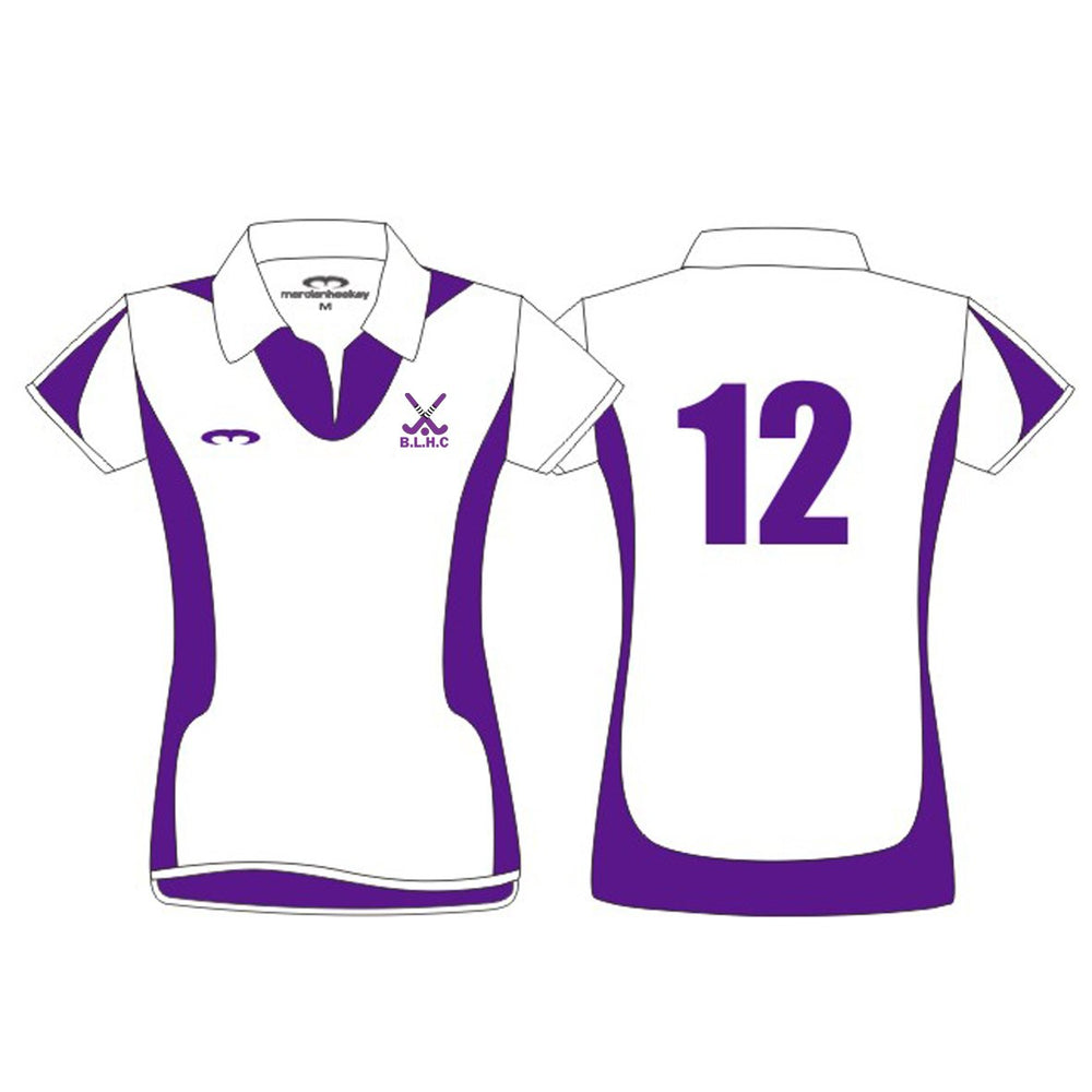 Berrylands HC Away Playing shirts