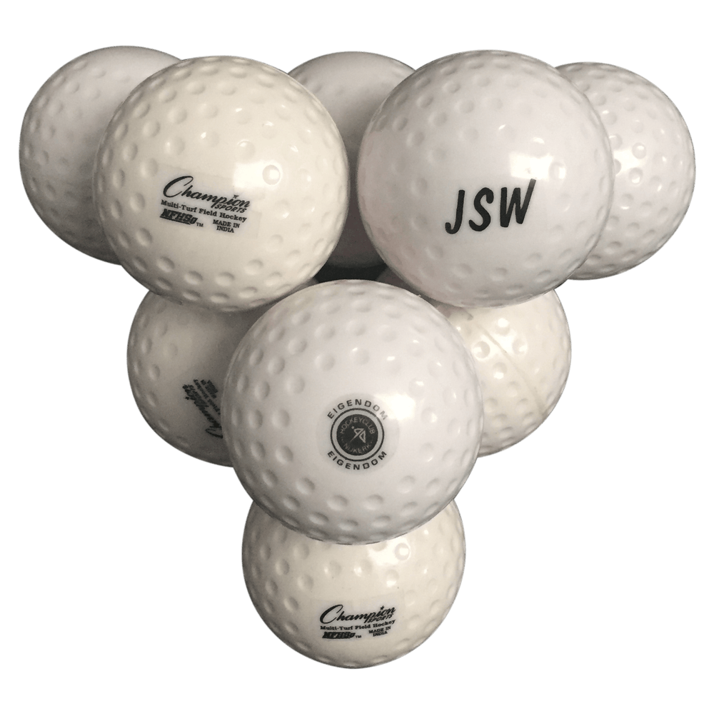 12 Club Practice Balls in a bag