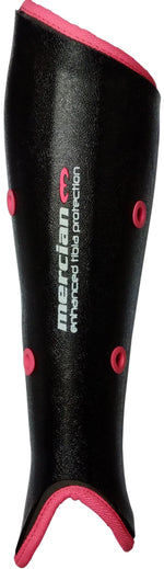 CLUB Shinguards Black/Pink CLEARANCE | The Hockey Centre