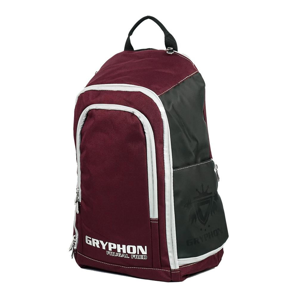 Gryphon Frugal Fred (2020) Burgundy left Side