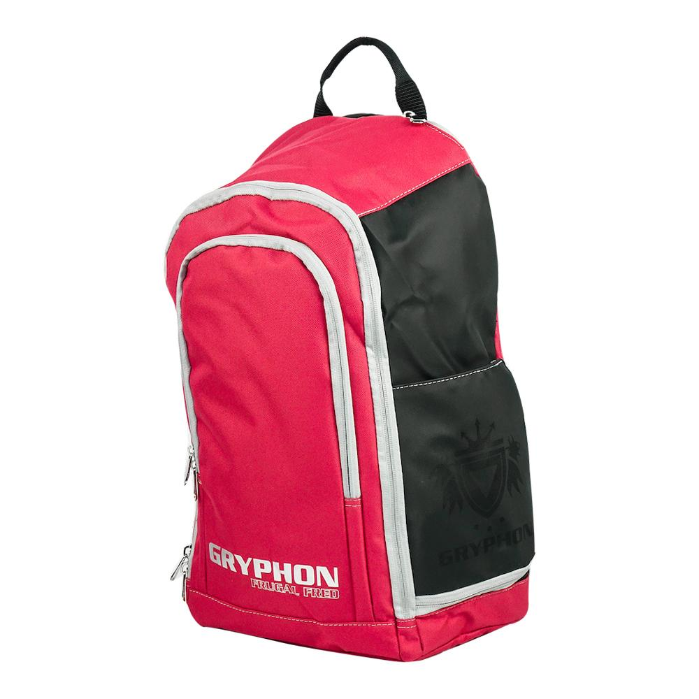 Gryphon Frugal Fred (2020) Red Left Side