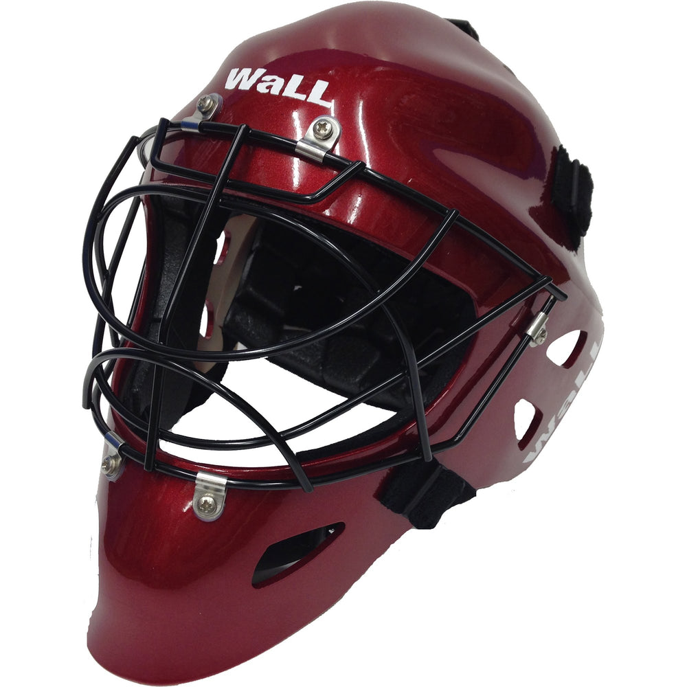 Wall Helmet Red | The Hockey Centre
