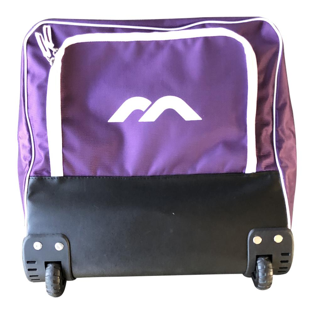 Mercian Hockey Evolution 0.2 GK Bag 2020 Purple Wheels