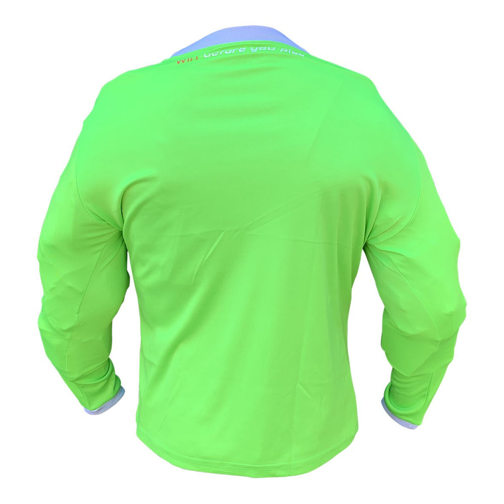 Pro Smock Green Long Sleeved