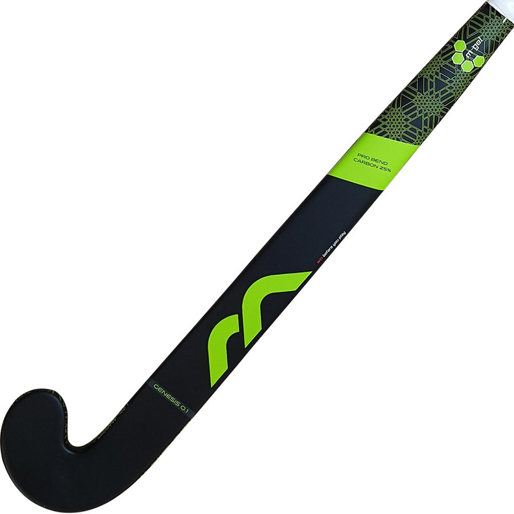 Mercian Hockey Genesis 0.1 PRO Green Jr 2020 Face