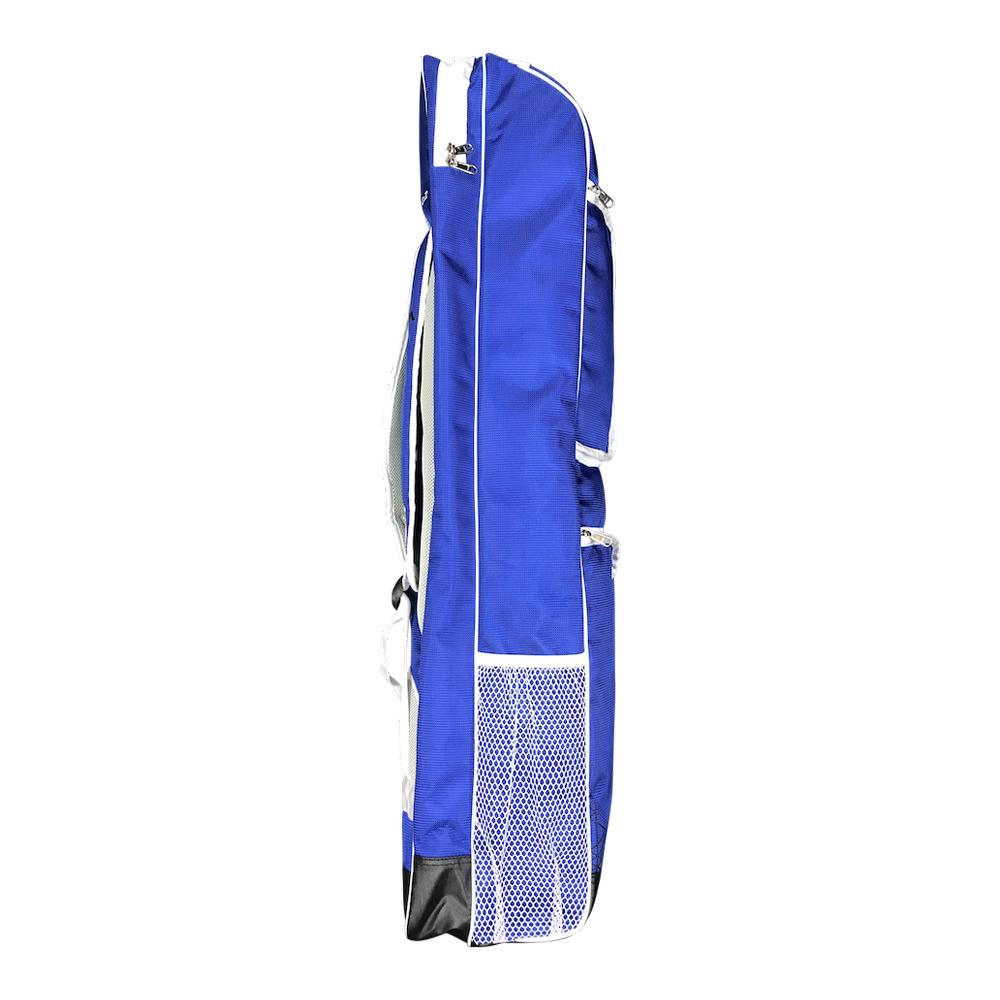 Mercian Hockey Genesis 0.2 Stick / Kit Bag 2020 Blue Right Side