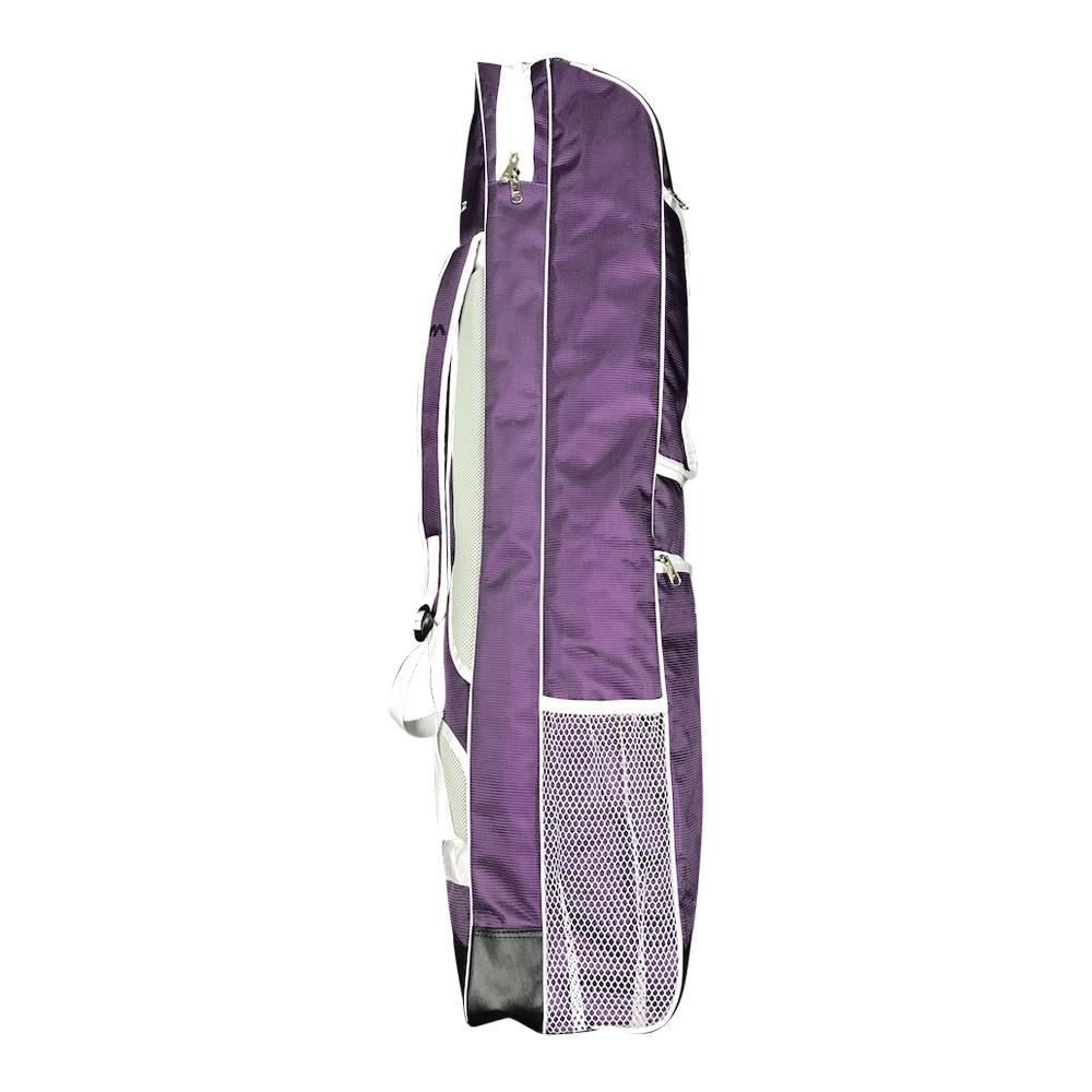 Mercian Hockey Genesis 0.2 Stick / Kit Bag 2020 Purple Right Side