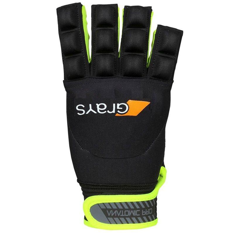 Anatomic PRO Black/Fluo Yellow Right Hand