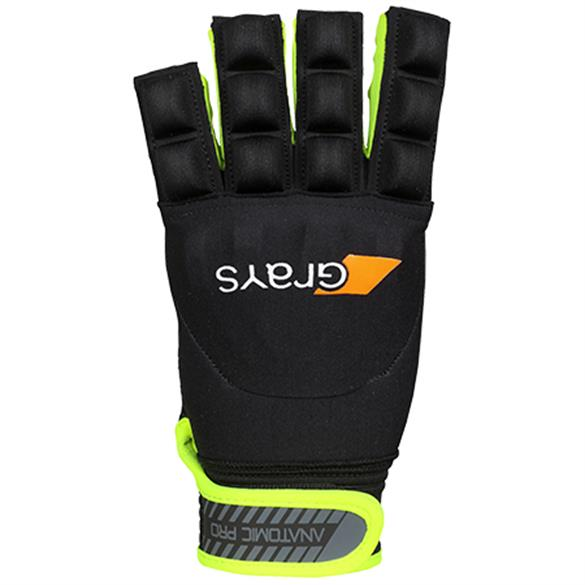 Anatomic PRO Black/Fluo Yellow Left Hand