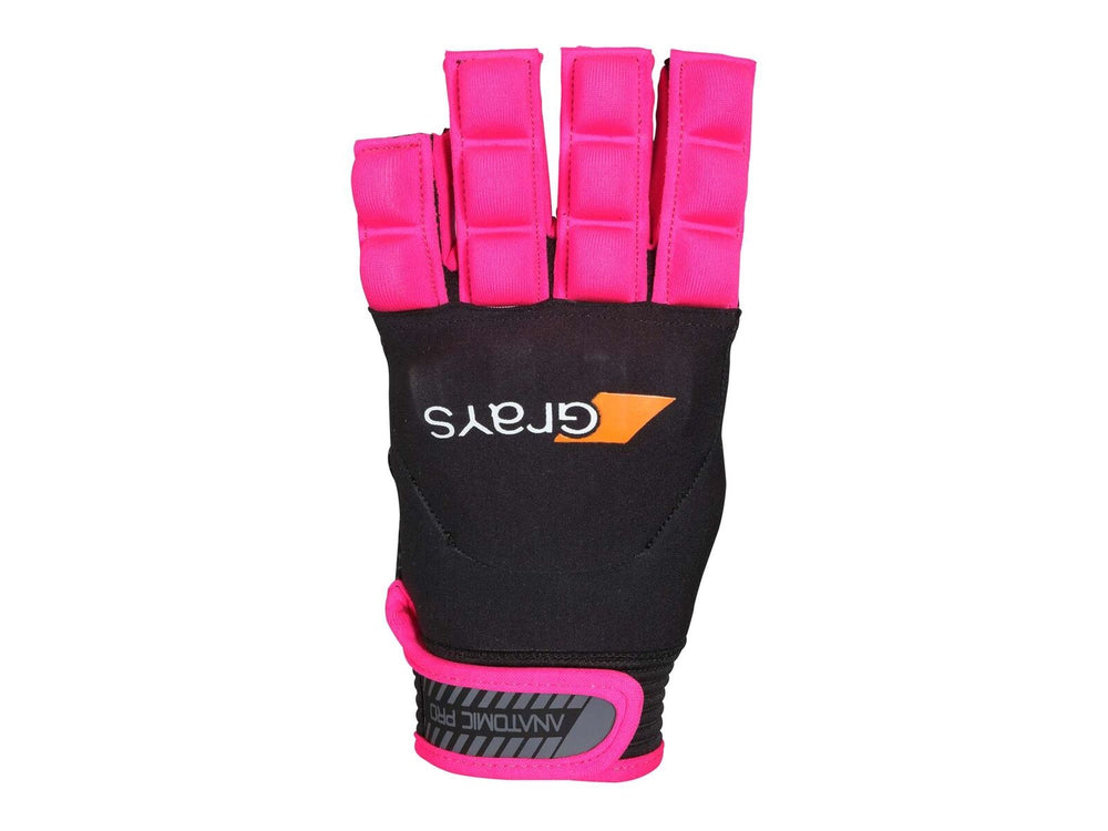 Anatomic PRO Black/Pink Left Hand