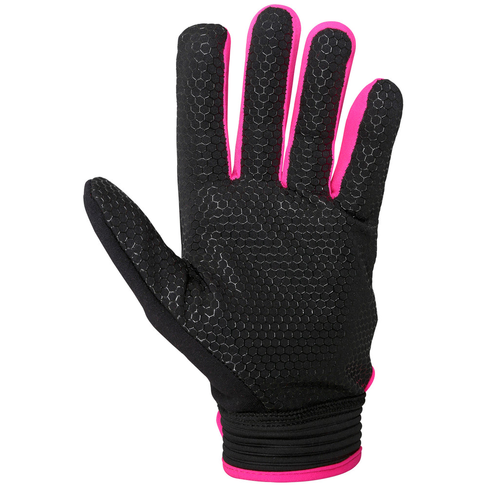 G500 Gel Gloves Black | Pink