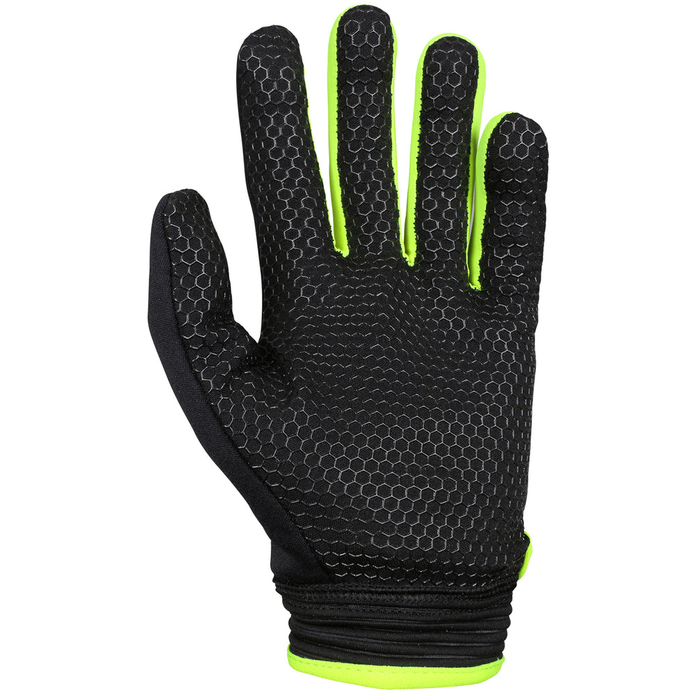G500 Gel Gloves Black | Neon Yel (2018)