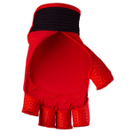 Grays Hockey Touch Red Left Hand Palm
