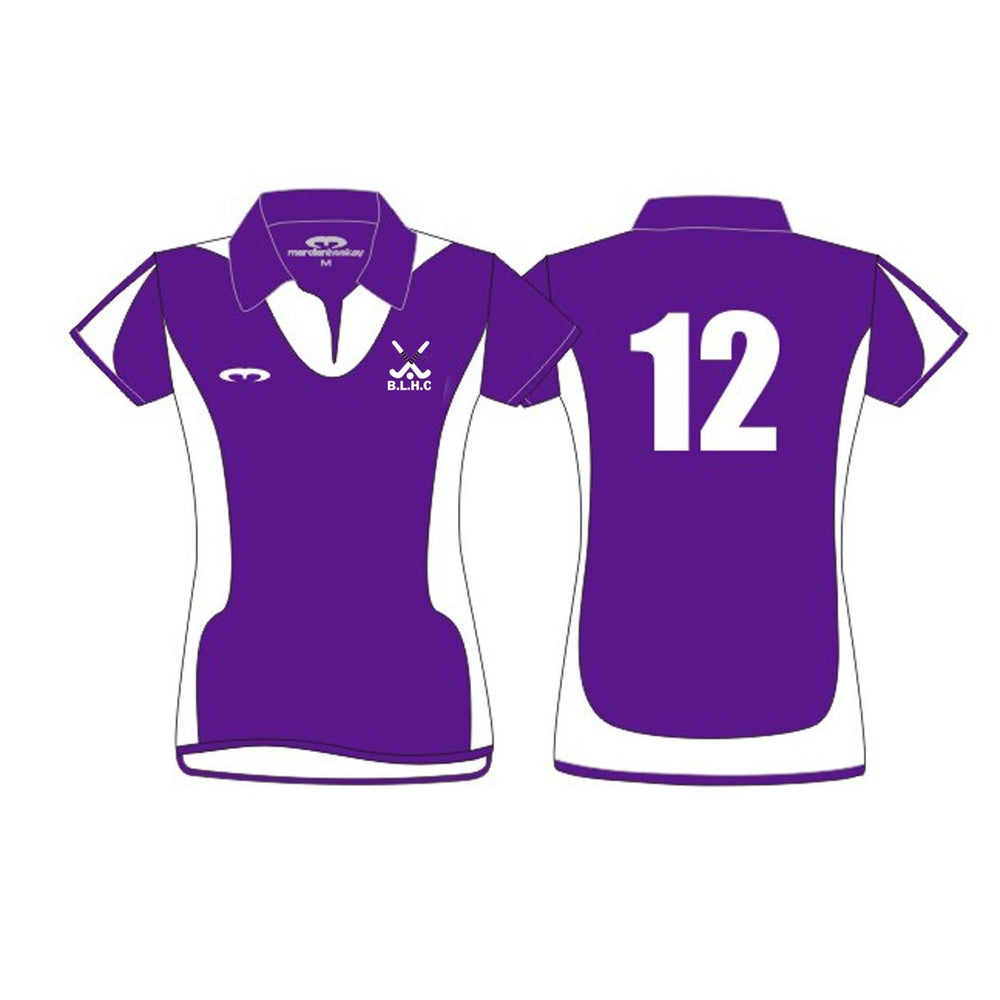 Berrylands HC Home Playing shirts
