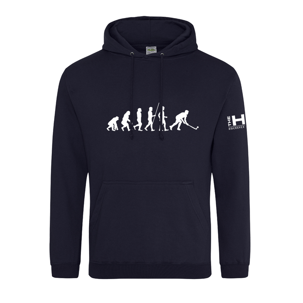Hockey Evolution NAVY Hoody | The Hockey Centre
