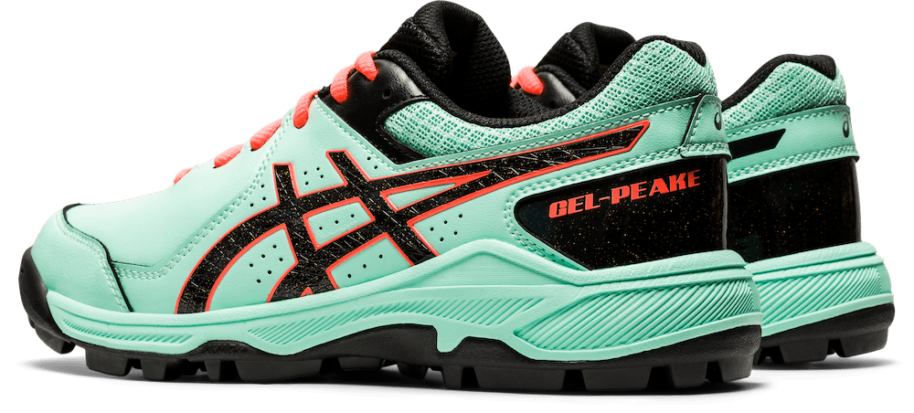 Asics Gel-Peak GS Fresh Ice | Black 2020 Pair Side