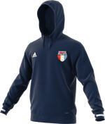Luxembourg HC Adidas Navy Hooded Top
