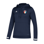Luxembourg HC Adidas Women's Navy Hooded Top