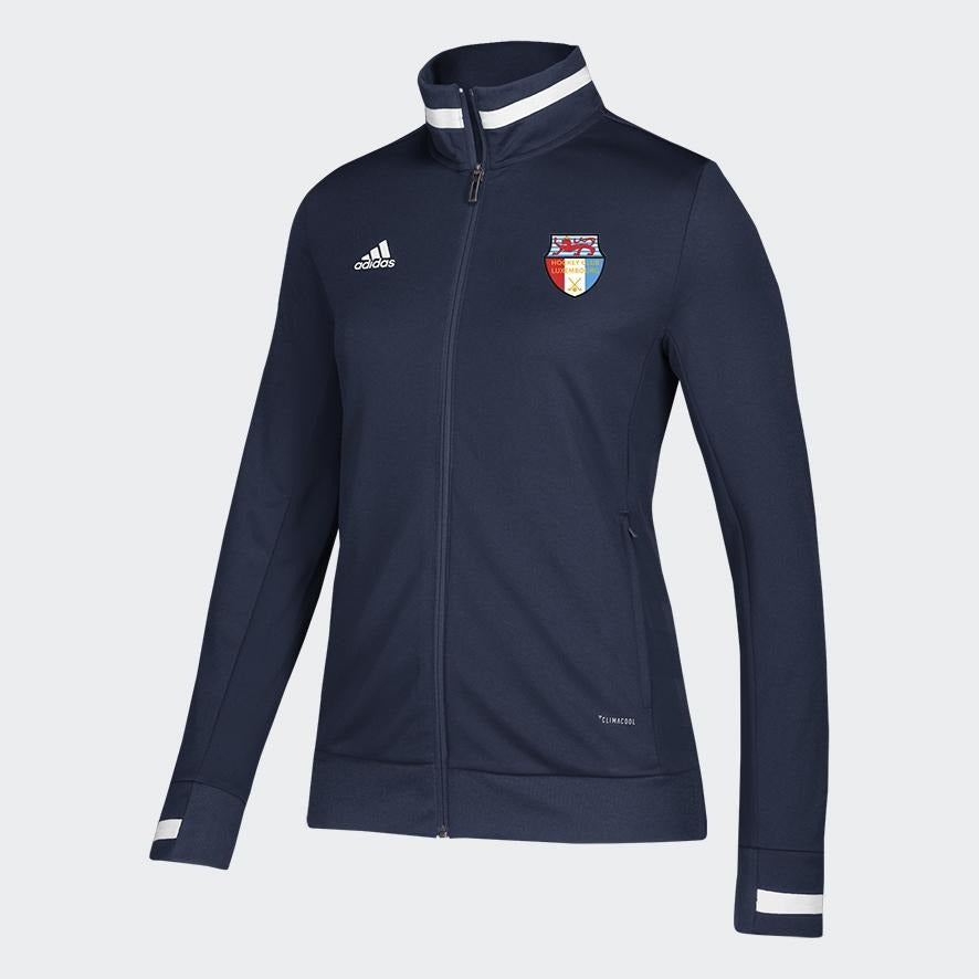 Luxembourg HC SNR Adidas Navy Track Jacket | The Hockey Centre