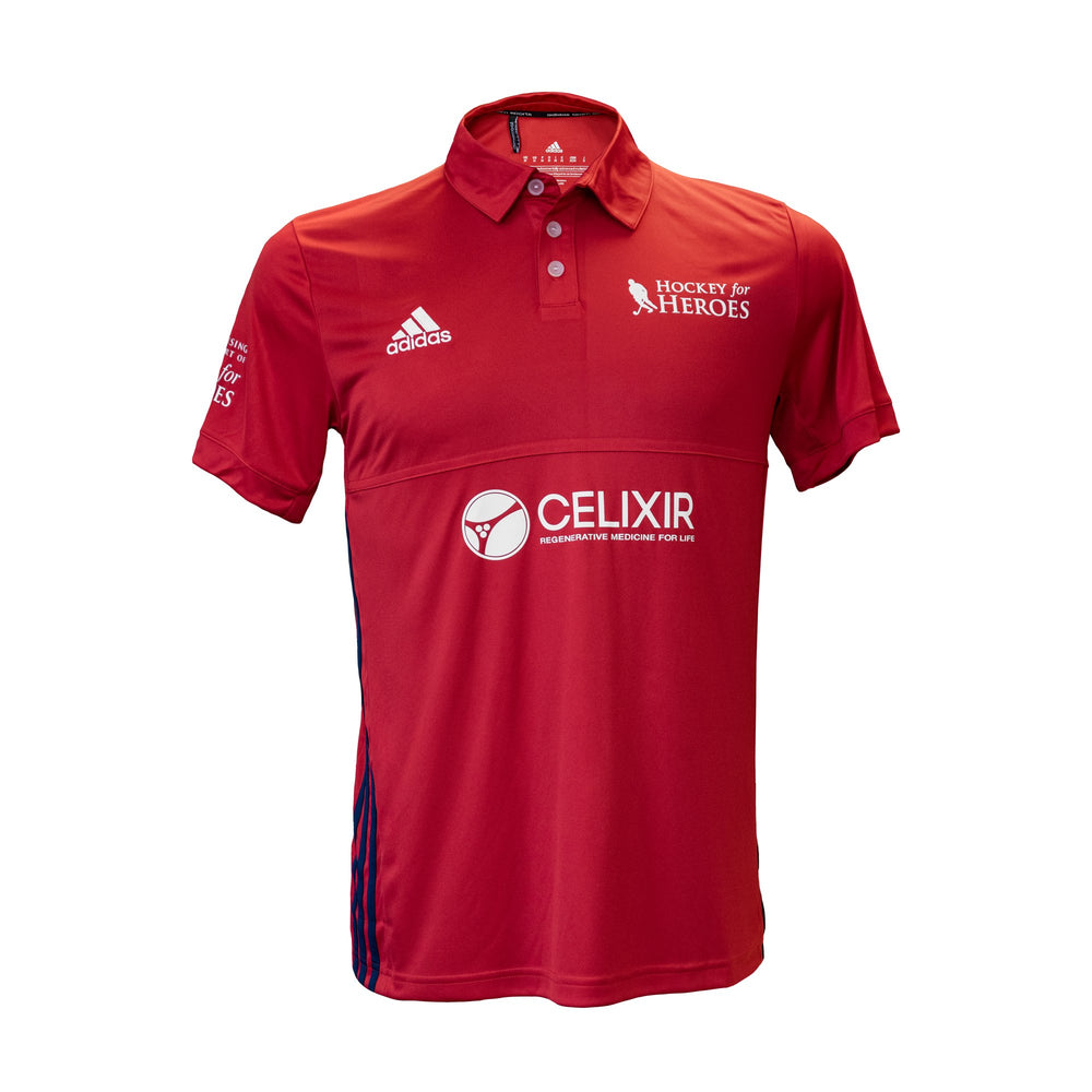 H4H Playing shirt Red Mens