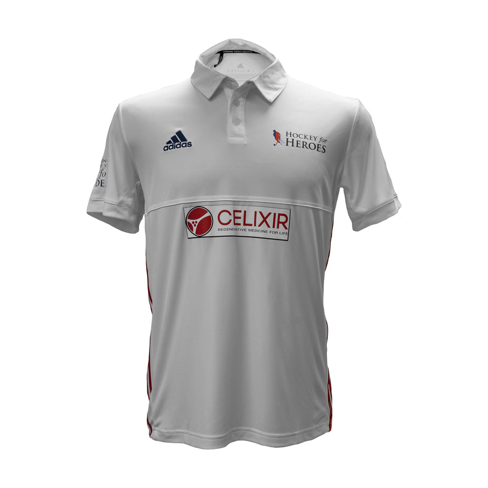 H4H Playing shirt White Mens