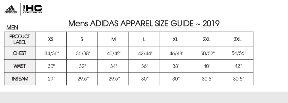 OGHC 2019 Men's Adidas T-shirt - White