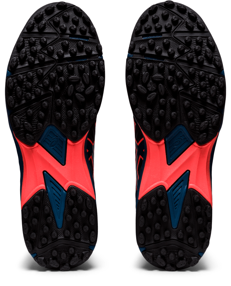 Asics Field Ultimate Black 2020 Top View