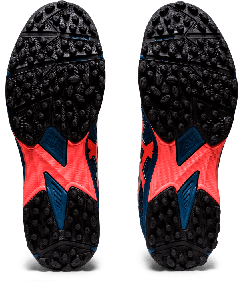 Asics Field Ultimate Blue 2020 Top View