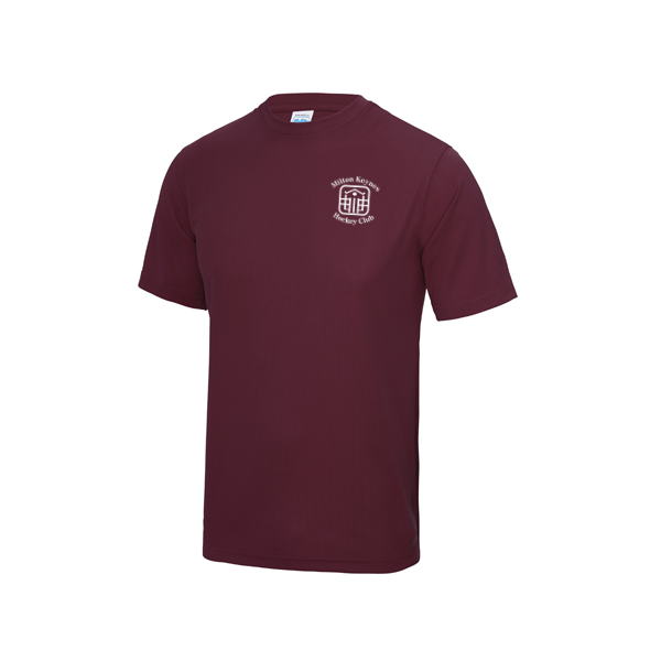 MKHC Mens Training T-Shirt | The Hockey Centre