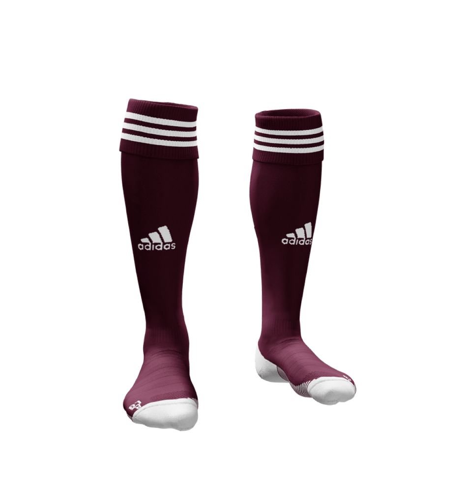 OGHC Maroon Socks - Senior
