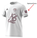 OGHC T19 Men's Adidas T-shirt - White