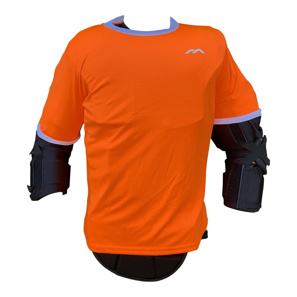 Pro Smock Orange Short Sleeved | The Hockey Centre