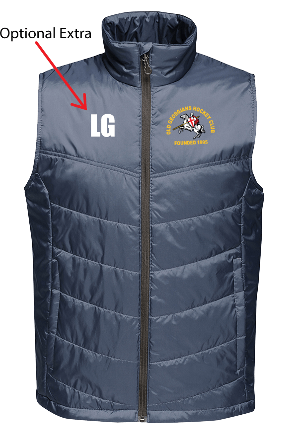 OGHC Senior Men's Body Warmer | The Hockey Centre