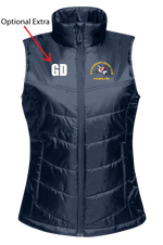 OGHC Women's Body Warmer