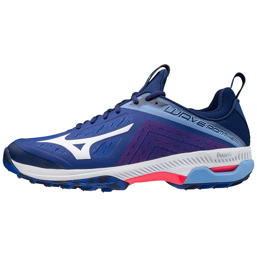 Mizuno Wave Panthera Blue (2020)