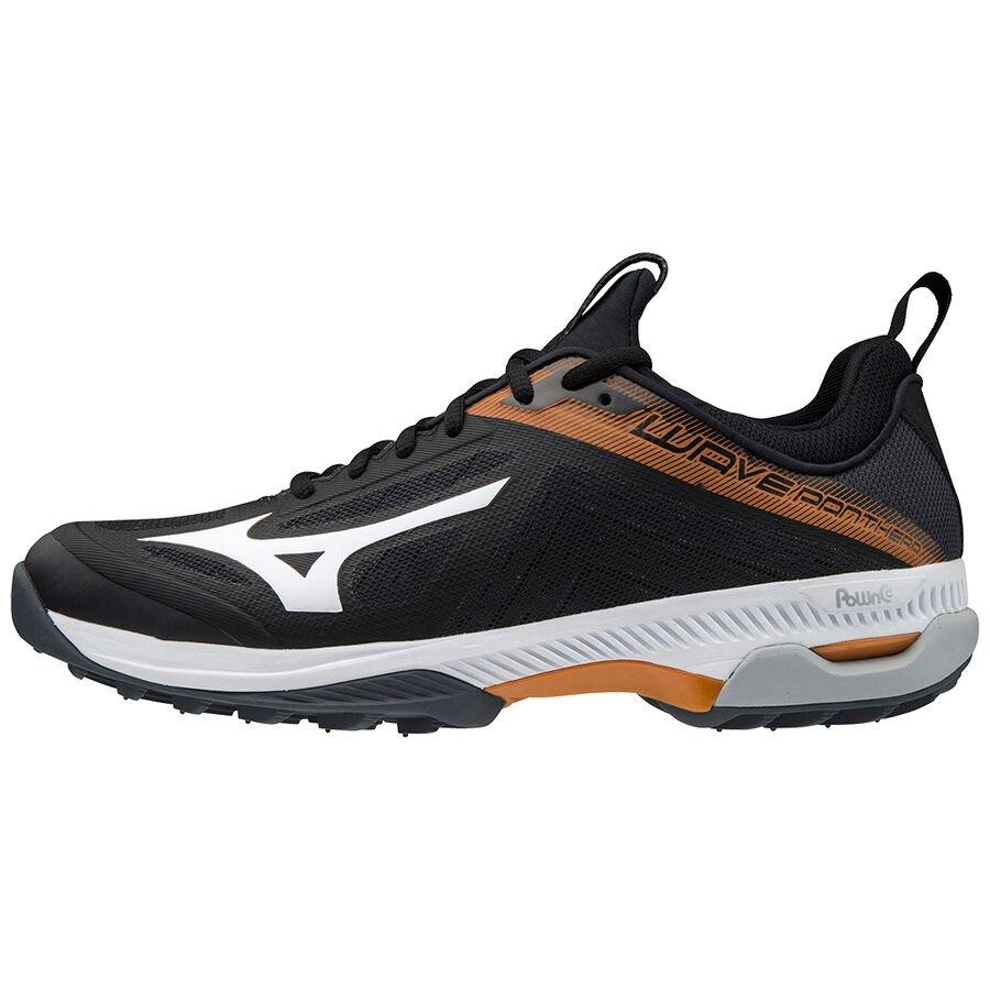 Mizuno Wave Panthera Black (2020)