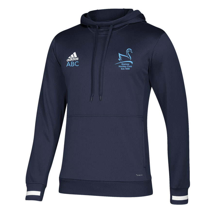 Staines HC Adidas T-19 Hoody (Junior Sizes - includes initials) | The Hockey Centre