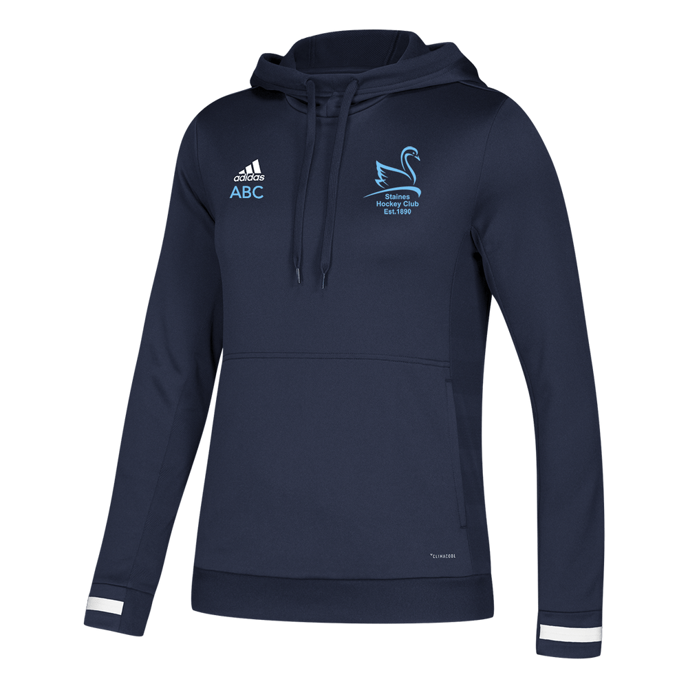 Staines HC Adidas T-19 Hoody (Adult Sizes - Optional initials)
