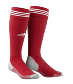 Luxembourg Hockey Red Adidas Socks