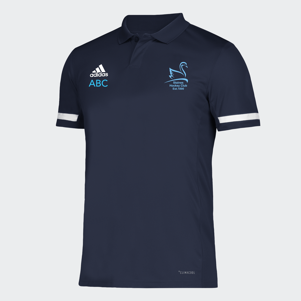 Staines HC T19 Adidas Polo Shirt (Mens / Ladies)