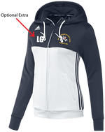 OGHC Senior Ladies Training Zip Hoody