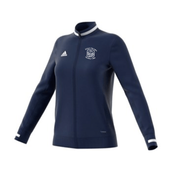 MKHC Womens Adidas Navy Track top