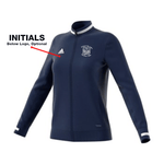 MKHC Womens Adidas Navy Track top | The Hockey Centre