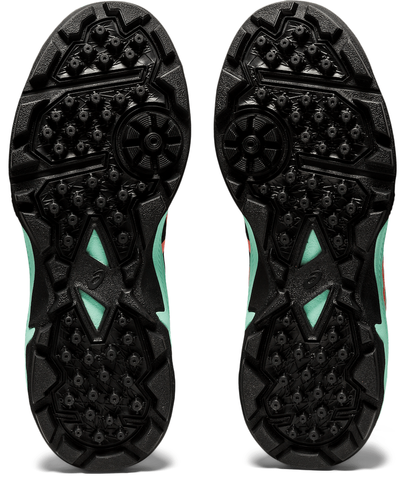 Asics Gel-Peake Womens Black 2020 Top View